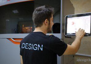 تولیدکننده پرینتر های سه بعدی صنعتی SLS