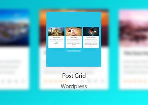 افزونه Post Grid | افزونه کاربردی وردپرس