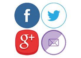 دانلود افزونه حرفه ای Social Media Share Buttons برای وردپرس
